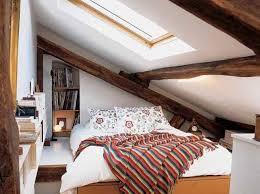 chambre dans combles des chambres idéales pour des petites surfaces attic mezzanine