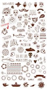 best 25 mexican tattoo ideas on pinterest sugar skull tattoos