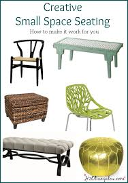 space seating ideas for small space seating how to make them work for you