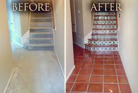 houston saltillo tile talavera flooring contractor installation