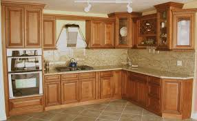 best way to clean wood cabinets american styled kitchen ideas with best maple wood cabinet using