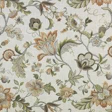 Kitchen Curtain Fabric by Stout Fabrics Getaway 3 Amber Interiordecorating Com Jacobean