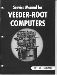 veeder root service manual gaspumps us old gas pump parts