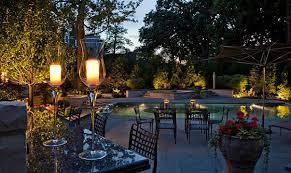 Backyard Landscape Lighting Ideas - garden outdoor lighting ideas for your little paradise