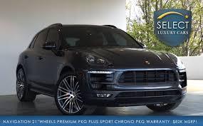 Porsche Macan Grey - used 2017 porsche macan gts marietta ga