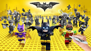 the lego batman movie all characters coloring book pages video for