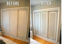 Alternatives To Sliding Closet Doors Sliding Bypass Closet Doors Best Closet Door Alternative Ideas On