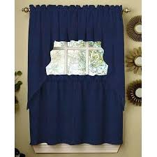 Navy Blue Sheer Curtains Smoke Blue Curtains Home Navy Blue Kitchen Curtain Smoke Blue