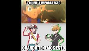 Memes De Pokemon En Espaã Ol - memes del beso de ash y serena humor taringa