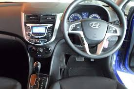 hyundai accent gls 1 6 2012 hyundai accent 1 6 gls auto sedan fwd cars for sale in