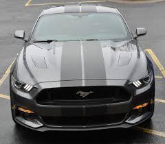 Black Mustang With Stripes Racing Skins Mustang Gt U2013 Matte Black Racing Stripes