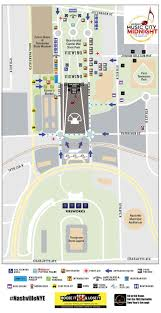 Map Of Nashville Tennessee by Nashville U0027s New Year U0027s Eve Event Details Visit Nashville Tn