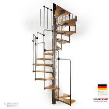 steinhaus treppen wendeltreppen mit massivholzstufen als selbstbausatz alle