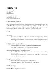 Resume Template Nurse Professional Cv Examples New Zealand