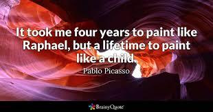 pablo picasso quotes brainyquote