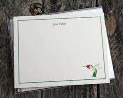 custom notecards bird cards set thank you cards custom notecards bird