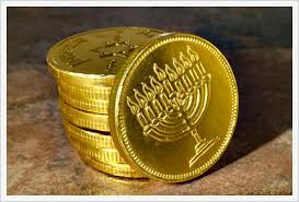 hanukkah chocolate coins 8 great gift ideas for hanukkah