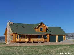 log cabin garage plans ennis floor plan sq ft cowboy log homes simple plans single story