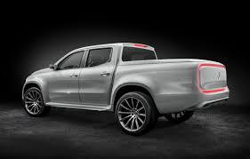 first look mercedes benz x class pickup testdriven tv