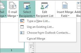 create labels with different addresses in publisher publisher