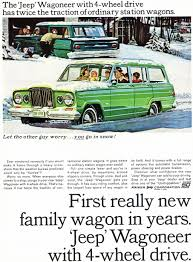jeep wagoneer 1965 jeep wagoneer 4 4 ad classic cars today online