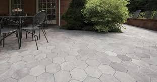 Unilock Michigan Brick Paver Unilock Hollandstone Granite Color Brick Pavers