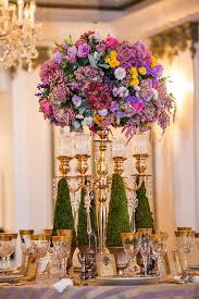 Purple Wedding Centerpieces 22 Spectacular Floral Wedding Centerpieces For Every Bride