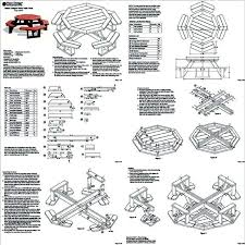 Picnic Table Plans Free Pdf by 986 Best Build A Bunk Bed Plans Pdf Download Images On Pinterest