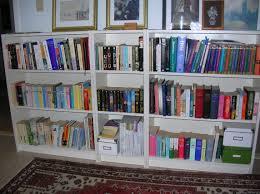 my bookshelves the captive reader
