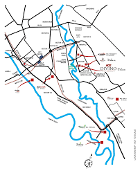 Greater Noida Metro Map by Ace Divino Location