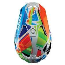 thor motocross helmet thor helmet verge tracer multi 2018 maciag offroad