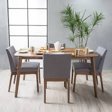 Kitchen Dining Furniture Contemporary Kitchen Dining Sets Throughout Costway 5 Set