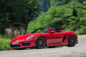2015 Porsche Boxster Spyder Review Review Autocar
