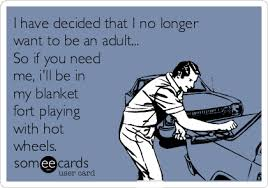 Blanket Fort Meme - i have decided that i no longer want to be an adult so if you
