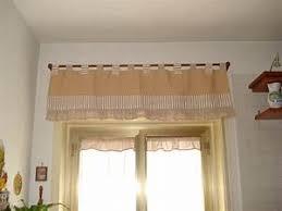 mantovana per cucina gallery of divano letto conforama tende con mantovana per cucina
