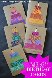 stacey gibbon sticky u paper scraps scrap and birthdays