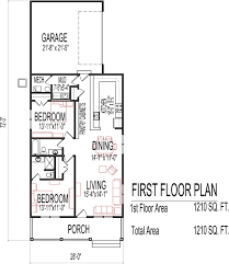 beautiful floor plans for small 2 bedroom houses with low cost