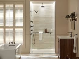 tile designs for bathroom walls shower walls bathroom kohler