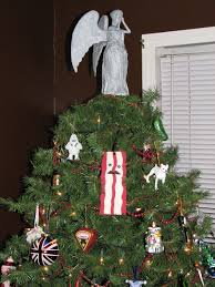 weeping angel tree topper doctorwho