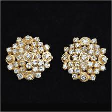 diamond earrings india diamond earrings in patparganj delhi exporter and manufacturer