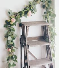 floral garland special occasion decor 10 diy floral garlands apartment therapy