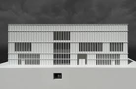 architektur modellbau shop architekturmodell kunsthaus zürich béla berec modellbau 1 50
