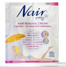 nair pretty hair removal cream sachets reviews productreview com au