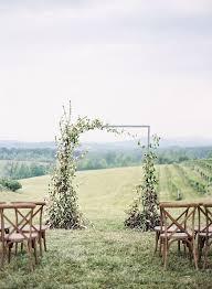 wedding arches houston asymmetrical wedding arch for your ceremony photo chris isham