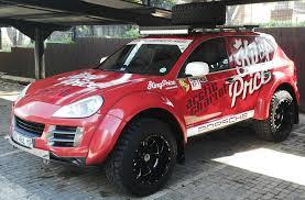 red porsche truck my lifted cayenne turbo 6speedonline porsche forum and luxury