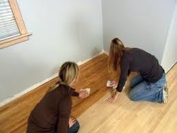 How To Paint Laminate Wood Floors Stain Laminate Flooring Flooring Designs