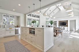 offene küche wohnzimmer offene kuche wohnzimmer grundriss awesome offene küche in weiß