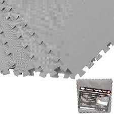 foam mat floor tiles interlocking foam padding by stalwart