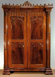 Tall Armoire Furniture Gothic Armoire Armoires Gothic And Modern Wardrobe