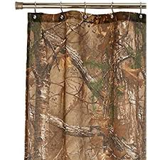 Realtree Shower Curtain Rivers Edge Products Realtree Camo Shower Curtain